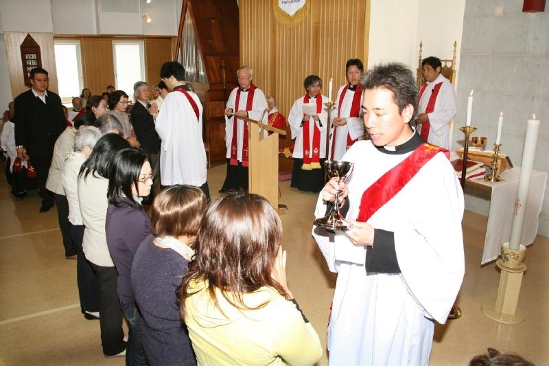 聖公会とは of 日本聖公会北海道教区